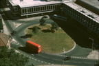 Giffard Hotel from Cathedral tower; 30th July 1969 (J0810281E64)