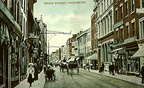 Broad st from The Cross; 1909 (J0811052E23)
