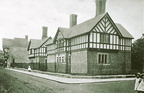 Lasletts Almshouses; Union Street/Friar Street junction; c1900; date tbc (J0811171E29)