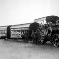 Winwood; Worcester; Household and Continental Removals; steam engine; carriages; date tbc (J0812181E26)