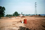 Construction of Carrington Bridge; August 1983; dd tbc (J0901011E15)
