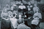 St Stephen's School Staff; 1899; (J0901111E08)