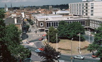 Looking up High Street from Cathedral: September 1984  (J0902171E31)