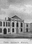 The Audit Hall; 1793 (J0903121E35)