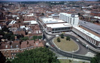 Giffard Hotel from cathedral Tower; 1972; date tbc (J0904101E29)