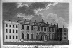 South east view of the Guildhall (Valentine Green); 1790; date tbc (J0904101E46)