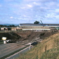 Construction of Southern Link Road; September 1988 (J1002281E28)