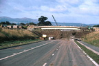 Construction of Southern Link Road; September 1988 (J1002281E27)