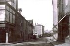 Hylton Road: View to North from Bear Inn (old photo) (J1111202E32)