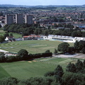New Road Cricket Ground from Cathedral Tower; date tbc (J1201231E19.jpg)