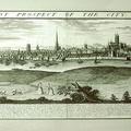 South West prospect of City of Worcester; 1732? (J1207301E94.jpg)