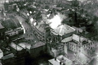 Aerial view of Angel Place from North (old photo); 1920 (J1208011E22.jpg)