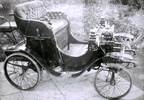 Automobile modified by Cam Engineering Works (Reg AB50) (orig photo in poor condition); c1900 (J1302031E13.jpg)