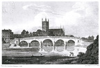 Worcester Bridge (engraved by J Greig from drawing by J C Smith); 1810 (J1302271E21.jpg)