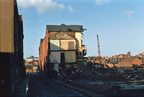 Charles Street and demolition of Providence works – view from East (Corner of King William Street); 24th January 1971 (J1303011E24.jpg)