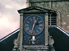 St Swithin's Street Church Clock – View from Mealcheapen Street; March 1978 (J1304031E29.jpg)