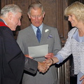 Prince Charles and the Clothiers Society, (Clo 002)